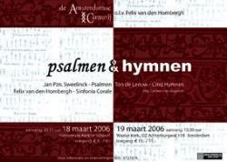 Psalmen & Hymnen mrt. 2006