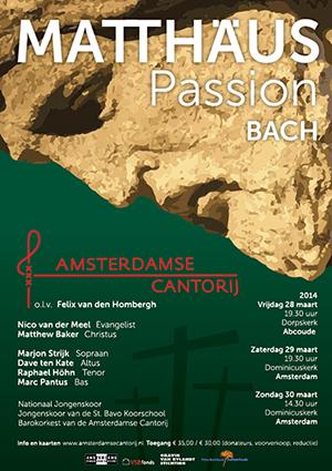 Matthaus Passion Amsterdam