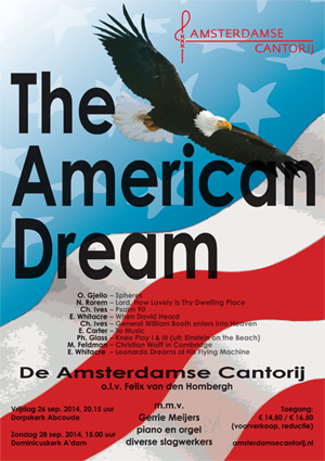 The American Dream sep. 2014