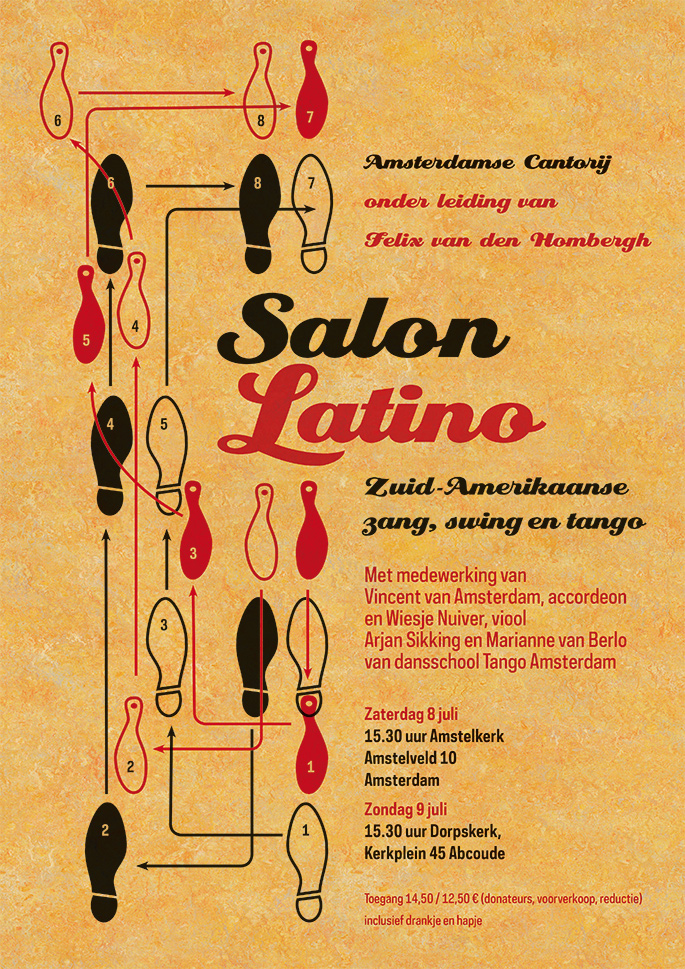 Salon Latino 2 juli 2017